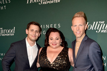 Justin Paul The Hollywood Reporter 6th Annual Nominees Night - Arrivals