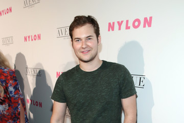 Justin Prentice NYLON Young Hollywood Party At AVENUE Los Angeles