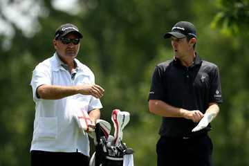 Justin Rose Mark Fulcher The Memorial Tournament Presented By Nationwide - Round Three