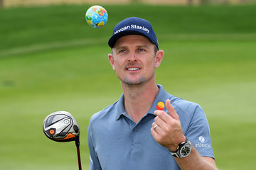 Justin Rose European Best Pictures Of The Day - January 30, 2019