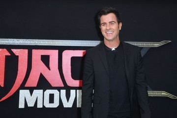 Justin Theroux Premiere of Warner Bros. Pictures' 'The LEGO Ninjago Movie' - Arrivals