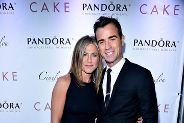 Justin Theroux PANDORA Jewelry Presents 'Cake' Cocktail Reception With Jennifer Aniston