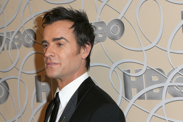 Justin Theroux HBO's Official Golden Globe Awards After Party - Arrivals