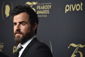 Justin Theroux The 75th Annual Peabody Awards Ceremony - Arrivals