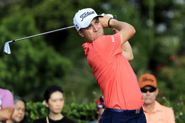 Justin Thomas Sony Open in Hawaii - Round One