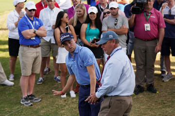 Justin Thomas World Golf Championships-Dell Match Play - Round Two