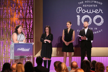 Justin Timberlake The Hollywood Reporter's 2017 Women in Entertainment Breakfast - Show