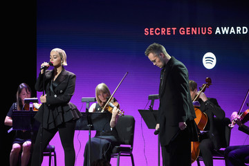 Justin Tranter Spotify's Secret Genius Awards Hosted By NE-YO - Inside