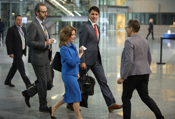 NATO Summit In Brussels - Day Two