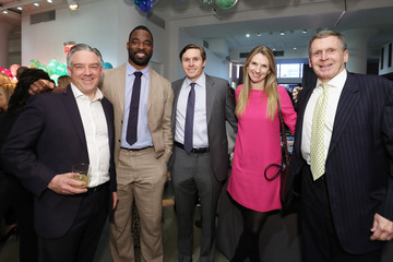 Justin Tuck 2019 Chefs For Kids' Cancer