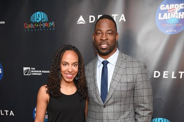 Justin Tuck 2019 Garden Of Laughs Comedy Benefit