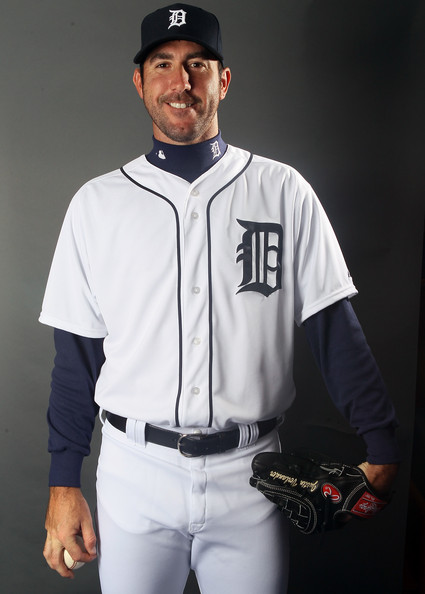 Justin Verlander - Justin Verlander Photos - Detroit Tigers Photo Day -  Zimbio