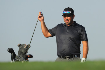 Justin Walters Commercial Bank Qatar Masters - Day One