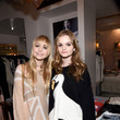 Justine Dorsey Wildfox Flagship Store Launch Party