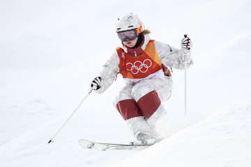 Justine Dufour-Lapointe Freestyle Skiing - Winter Olympics Day 0