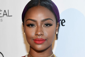 Justine Skye Marie Claire's Image Maker Awards 2017 - Red Carpet