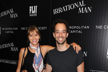 Justyna Sroka The Cinema Society With FIJI Water and Metropolitan Capital Bank Host a Screening of Sony Pictures Classics' 'Irrational Man'