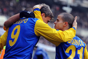 Hernan Crespo and Sebastian Giovinco Photos Photo