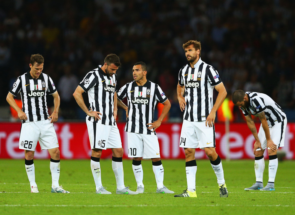 Fotos | UCL Final - Juventus vs FC Barcelona (parte 2)