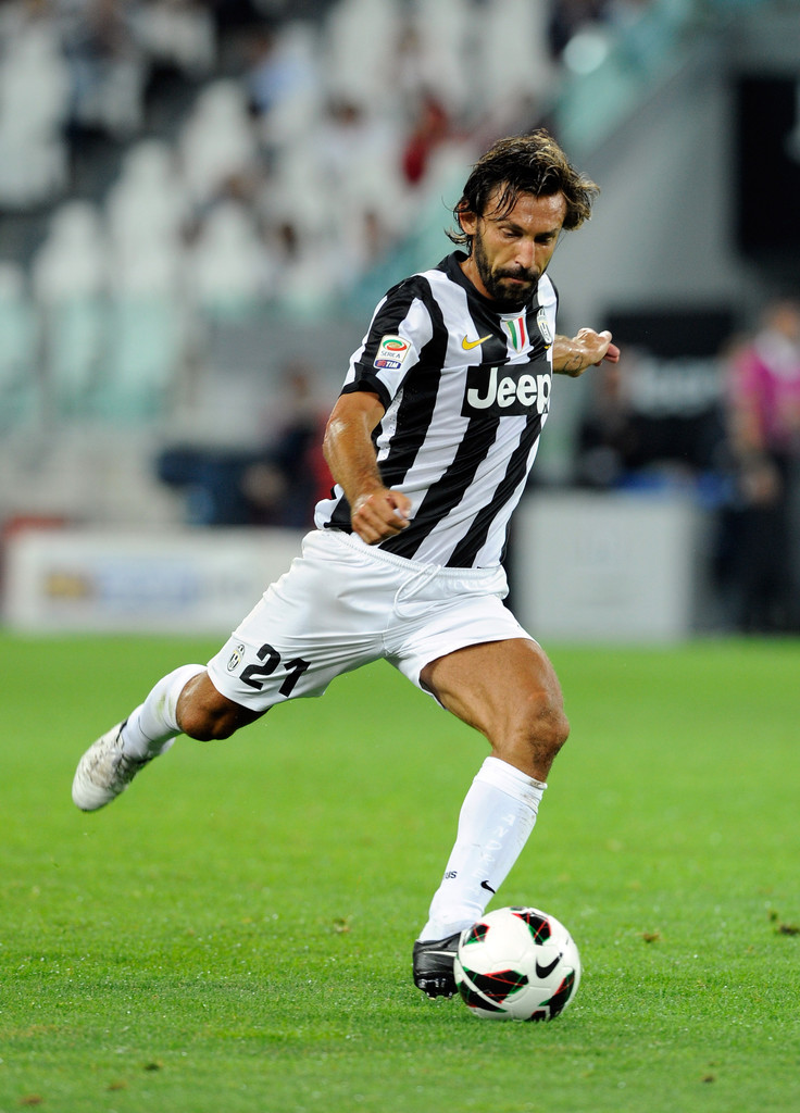 Italy playmaker Andrea Pirlo confident ahead of England ...  |Pirlo