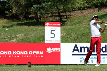Jyoti Randhawa Hong Kong Open - Day Four