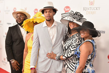 K.J. McDaniels The GREY GOOSE Lounge at the 142nd Running of the Kentucky Derby