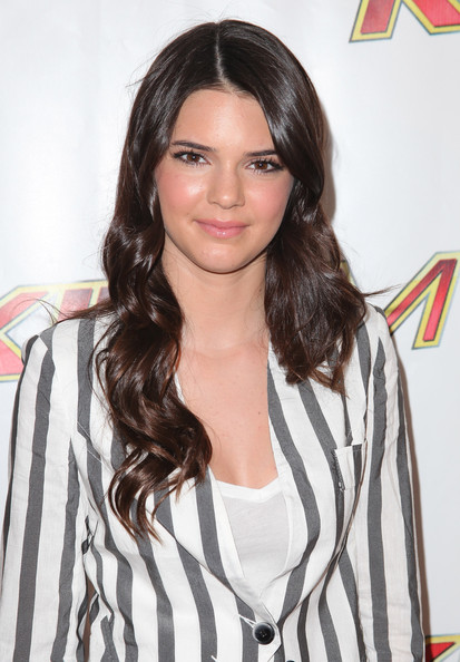 Kendall Jenner TV personality Kendall Jenner arrives at KIIS FM's Wango Tango 2010 at the Staples Center on May 15, 2010 in Los Angeles, California.