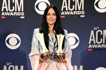 Kacey Musgraves 54th Academy Of Country Music Awards - Press Room