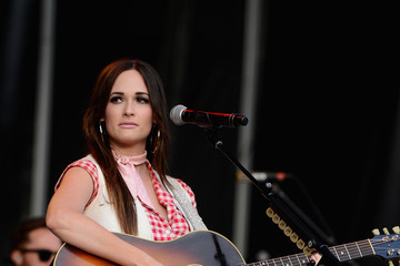 Kacey Musgraves Musicians Perform at the Big Barrel Country Music Festival 2015\