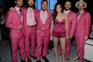 Kacey Musgraves ABC's Coverage of the Entertainment Industry Foundation's 'Think It Up'