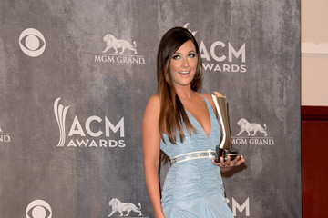 Kacey Musgraves Press Room at the Academy of Country Music Awards