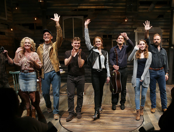 'Songbird' Opening Night - Curtain Call