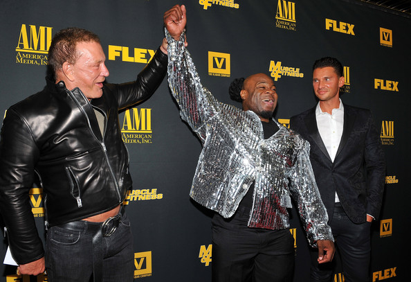 'Generation Iron' Premieres in Hollywood