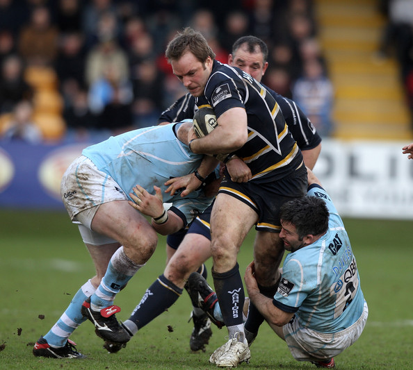 Worcester Warriors v Leicester Tigers - Guinness Premiership
