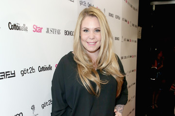 Kailyn Lowry Star Magazine Hollywood Rocks 2014 - Red Carpet