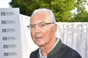 Franz Beckenbauer during a bavarian evening ahead of the Kaiser Cup 2019 on July 12, 2019 in Bad Griesbach near Passau, Germany.