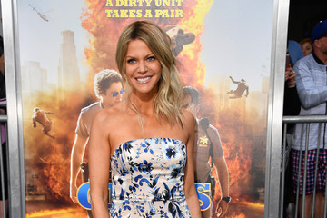 Kaitlin Olson Premiere Of Warner Bros. Pictures' 'CHiPS' - Arrivals