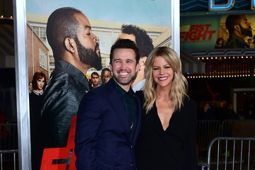 Kaitlin Olson World Premiere of 'Fist Fight' in Los Angeles