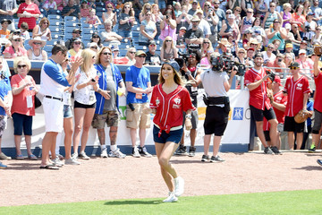 Kaitlyn Bristowe City of Hope Celebrity Softball Game - Game