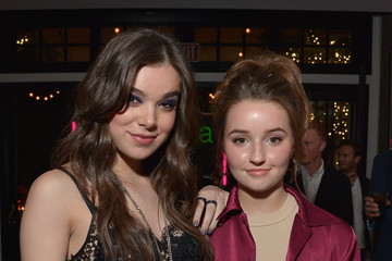 Kaitlyn Dever Vanity Fair, L'Oreal Paris, & Hailee Steinfeld Host DJ Night