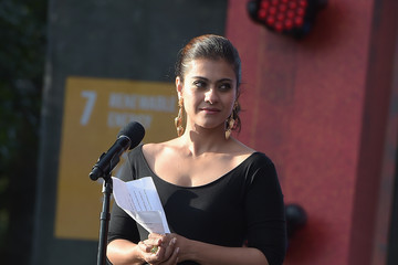 Kajol Devgan 2015 Global Citizen Festival in Central Park to End Extreme Poverty By 2030 - Show