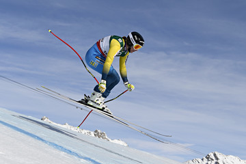 Kajsa Kling FIS World Ski Championships - Men's and Women's Downhill Training