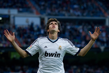 Kaka Real Madrid CF v Real Valladolid CF - La Liga