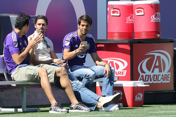 Kaka Real Salt Lake v Orlando City SC