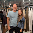 Kalani Miller Outerknown Celebrates The Launch of S.E.A. JEANS At Ron Herman