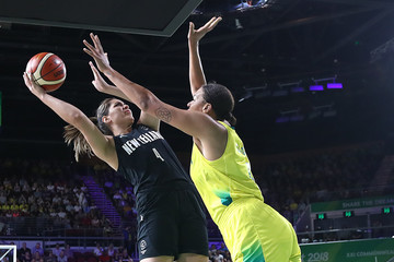 Kalani Purcell Basketball - Commonwealth Games Day 9
