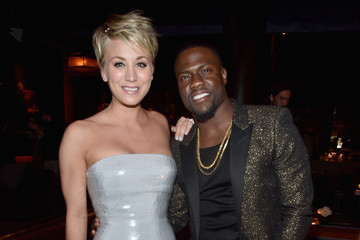 Kaley Cuoco Kevin Hart 'The Wedding Ringer' Afterparty in Hollywood