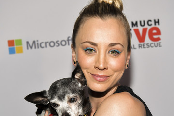 Kaley Cuoco Much Love Animal Rescue 3rd Annual Spoken Woof Benefit