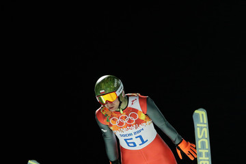 Kamil Stoch Winter Olympics: Ski Jumping