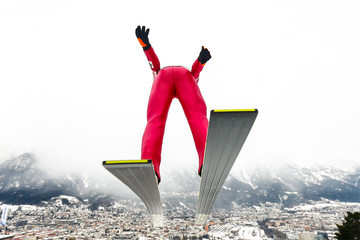Kamil Stoch FIS Nordic World Cup - Four Hills Tournament Day 2